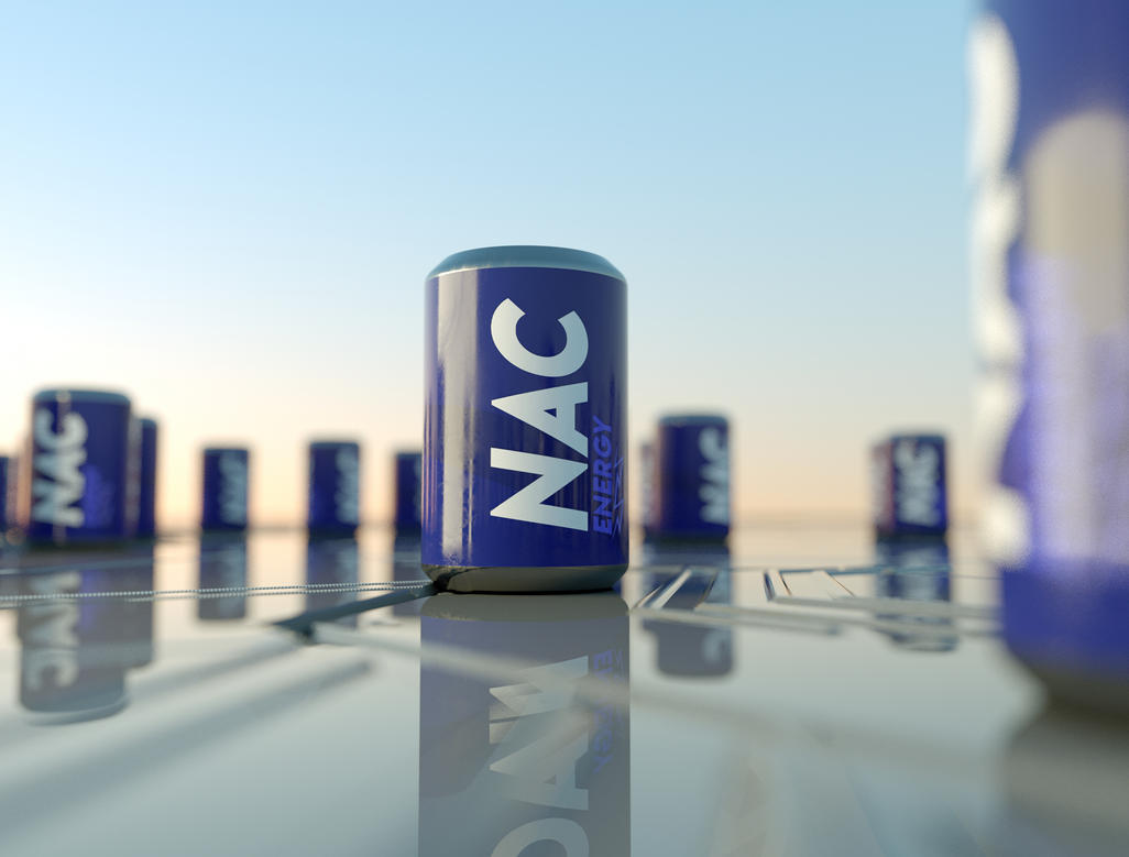 Nac Energy Drink by Nacorpio