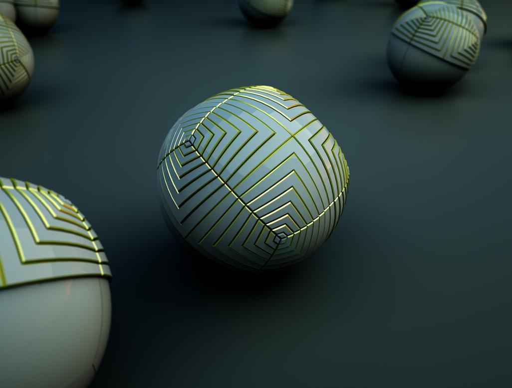 Luxury Balls by Nacorpio