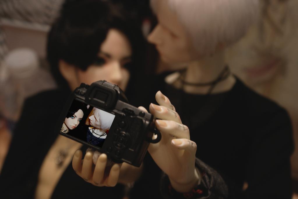 Selfie by mond-kind