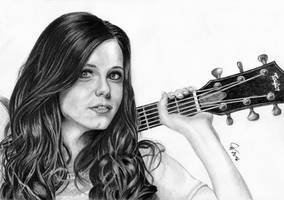 Tiffany Alvord by Color3brush