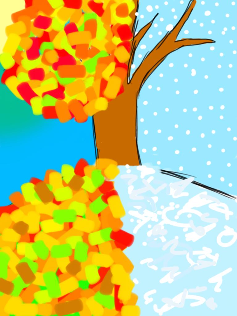 The seasons by Fimili