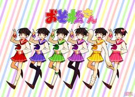 Ohayo, Osomatsu-san! by aryllins