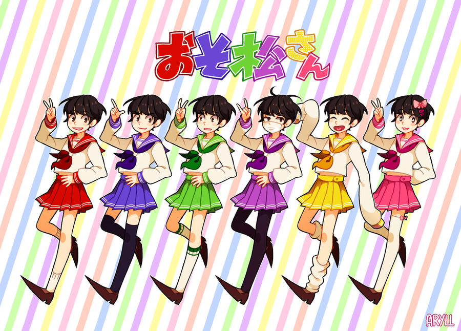 Ohayo, Osomatsu-san! by PhantomMarbles