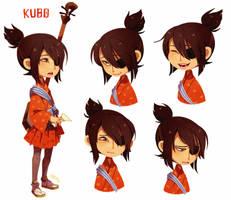 Character Study - Kubo