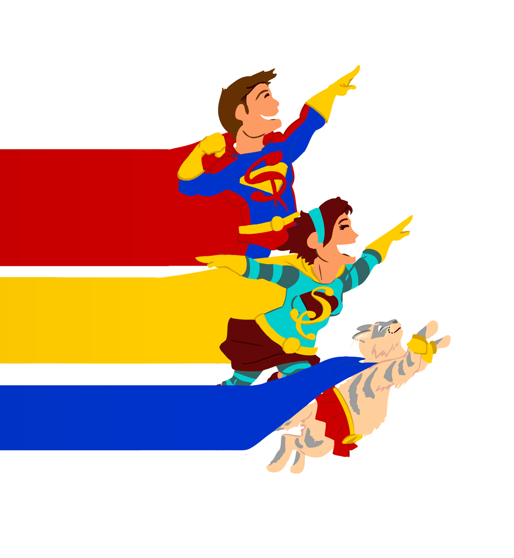 superhero dating service