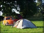 Camping at RR07