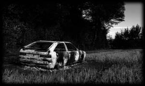 Burnt Out 2 by goafertography