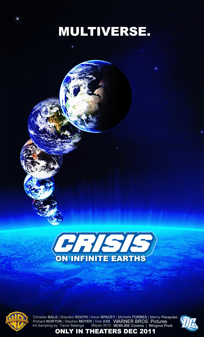 crisis on infinite earths - photo #22