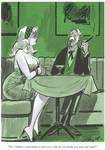Bill Wenzel (The Master Cartoonist)