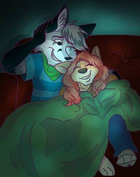 Cuddle Commish for LordDingus