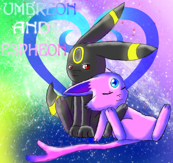 Espeon And Umbreon Chibi Espeon and umbreon chibi byEspeon And Umbreon Chibi