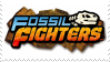 fossil fighters stamp by Chespinn