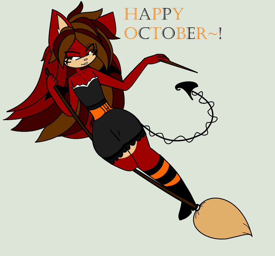 .:Happy October:. by TailsFox45