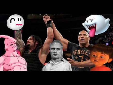 Royal Rumble 2015 In A Nutshell