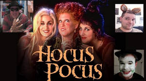 Hocus Pocus Review Title Card