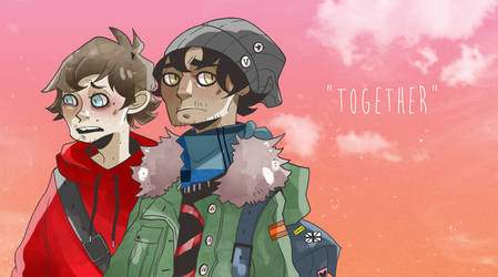 Together at The End by Our-Ghosts-Remain