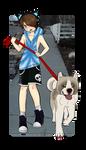 Dog Walker adopt(OPEN)-WillowWinters