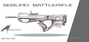 Seburo Battle rifle