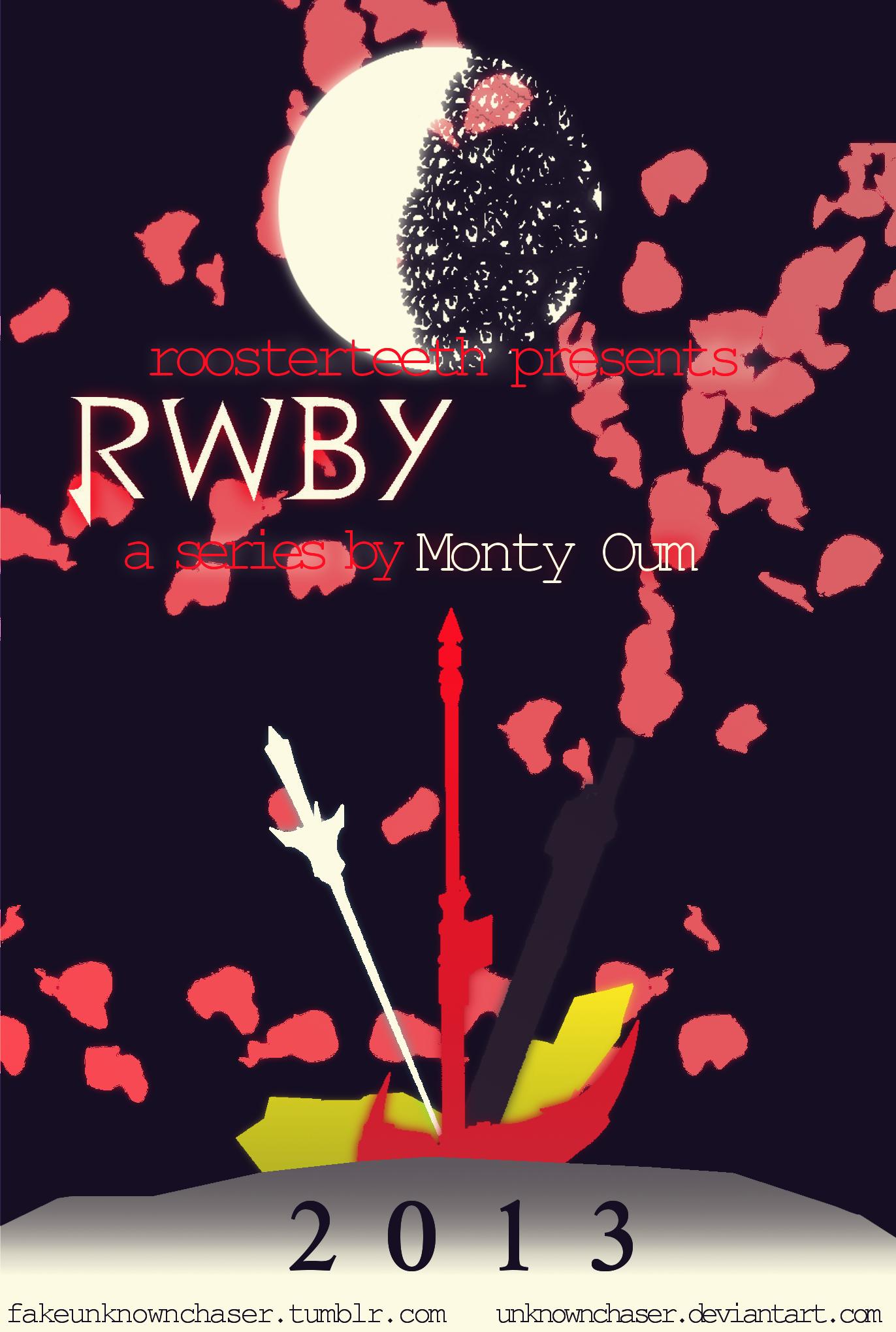 Poster design deviantart - Rwby Poster Design By Unknownchaser Rwby Poster Design By Unknownchaser