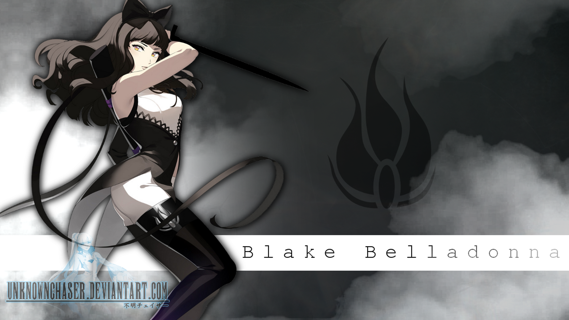 Blake Rwby Wallpaper