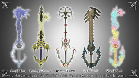 Foreteller's Keyblade