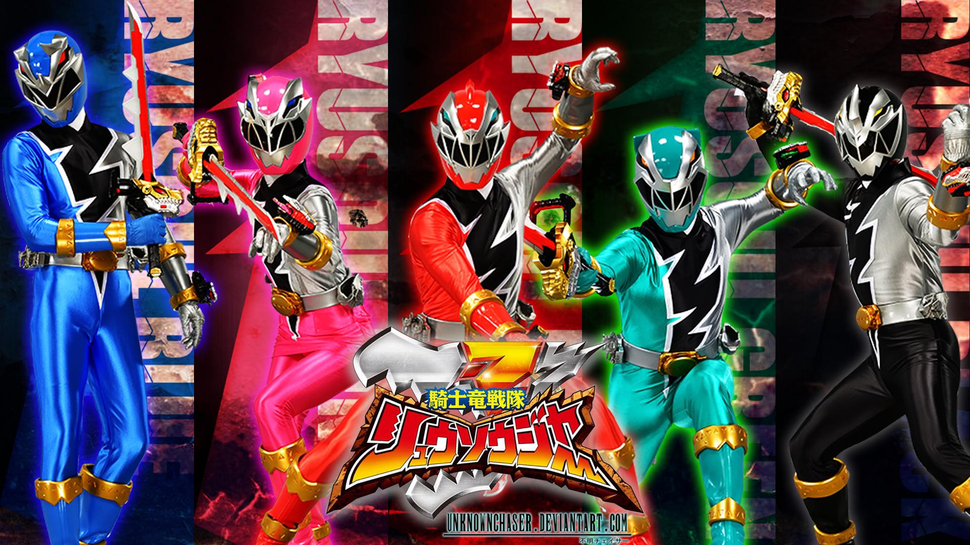 Kishiryu Sentai Ryusoulger , la contraparte de Power Rangers: Dino Fury
