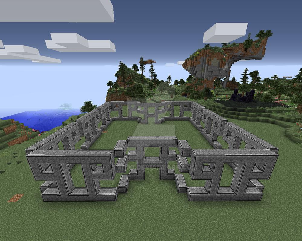 modded minecraft builds