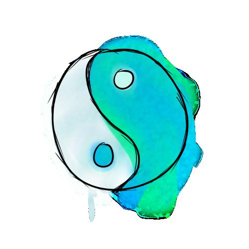 Yin Yang by ikuinen-kuu on DeviantArt
