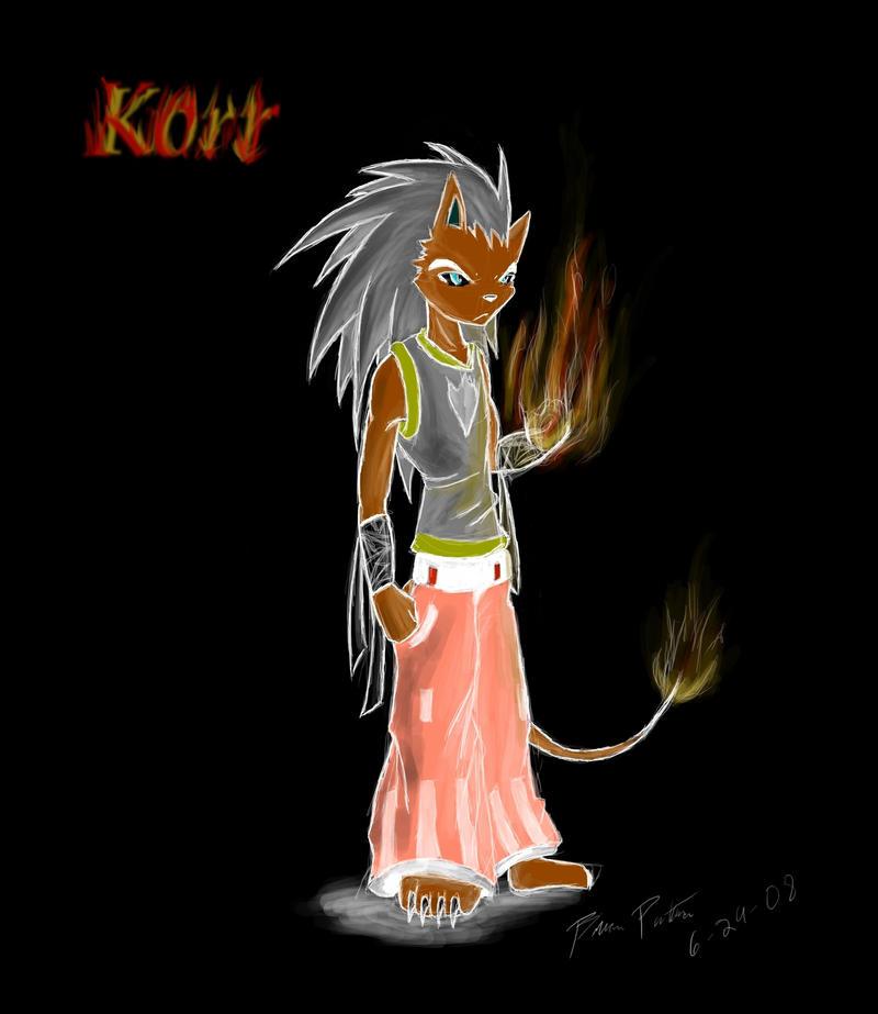Korr - negative by ChaserTech