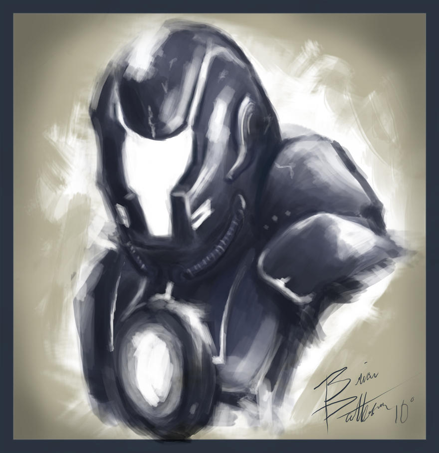 Armor speedpaint by ChaserTech