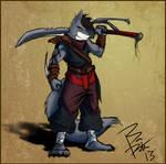 Chaser: Knight Uniform