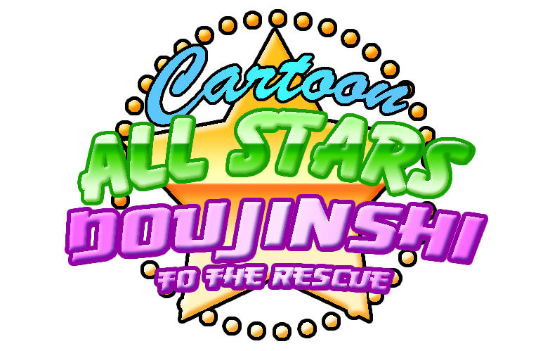 Cartoon All-Stars Doujin Logo by AxleGrease-75