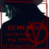 V for Vendetta Icon by Sammy-i-love-nerds