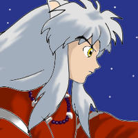InuYasha in the Wind 1.2 by Sammy-i-love-nerds