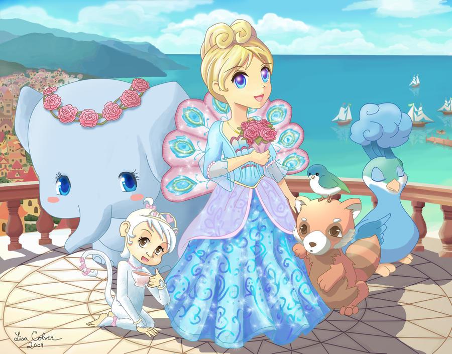 Barbie As The Island Princess Rosella Dress 97982 Infobit