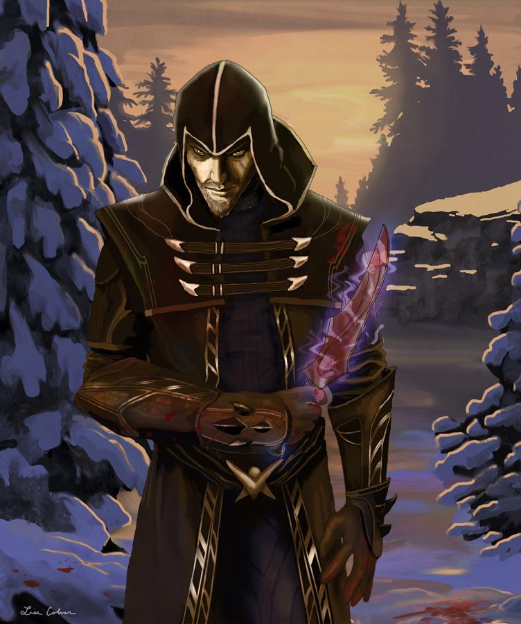 The Butcher of Alinor by drakkenfan