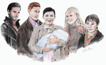 The Charming Family and Hook