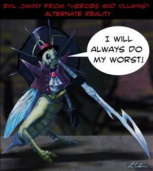 Evil Jiminy