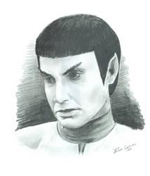Vorik from Star Trek Voyager