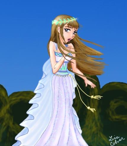 princess psyche mythology by lmcolver on deviantart