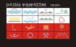 voivodeships by varpho