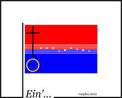 Lutheran flag by varpho