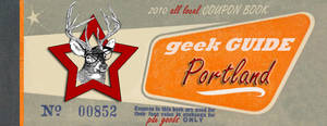 Portland Geek Guide by JDBusch