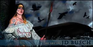 Boudica by JDBusch