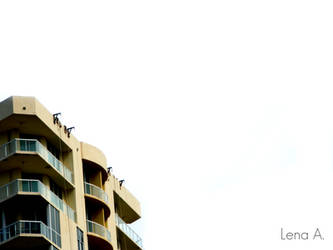 White Sky by LenaRainbow