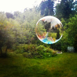 Bubble by Yorphine