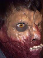 Evil ash Mask Final by Mr-Mortification