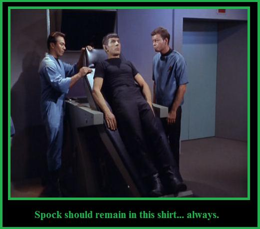 Starfleet Issue Undershirts by youliedanyway