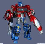 Optimus HD Bot mode 1