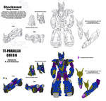 TF-Parallax: Orion - Shockwave